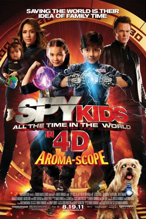 spy kids time world dvd release date november
