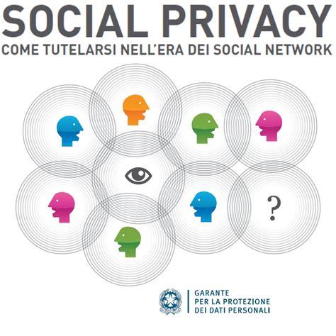 groupe zannier si e social social privacy come tutelarsi nell era dei social