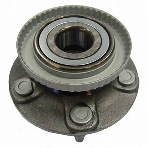 1999 Lincoln Town Car Replace Rear Wheel Bearing