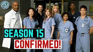 Grey's Anatomy Season 15 Confirmed! Returning Cast ...