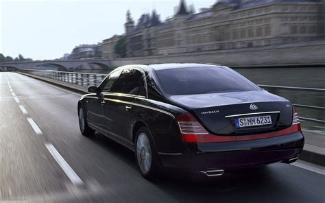 Maybach 62 Car by Maybach 62 S Widescreen Car Picture 01 Of 8