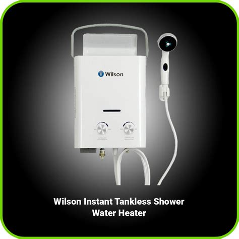 Gas Tankless Hot Water Heater