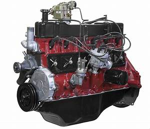 Here U0026 39 S Why The Ford 300 Inline