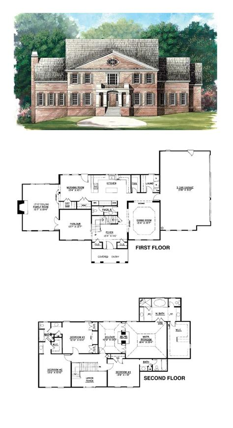 images  greek revival house plans