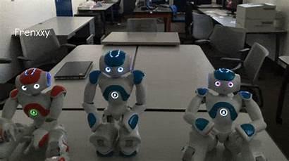 Robots Robot Eye Ground Take Puzzel Ethics