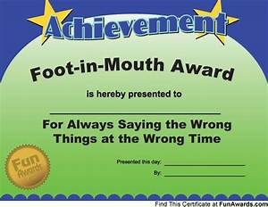17 best ideas about funny certificates on pinterest With funny certificates for employees templates