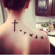 Good Girl Tattoos Tumblr by Significado Da Tatuagem De Cruz