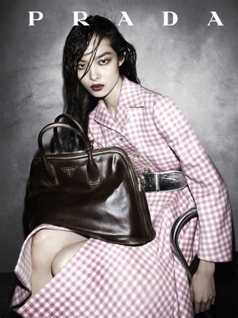prada fallwinter  ad campaign spotted fashion
