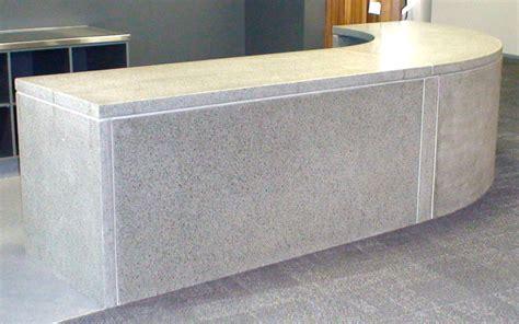 granite office table granite reception table granite