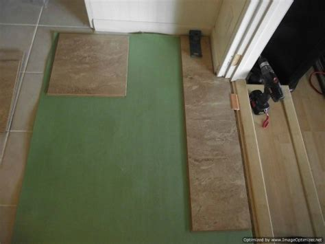 Can Vinyl Flooring Be Laid Over Ceramic Tile  Gurus Floor