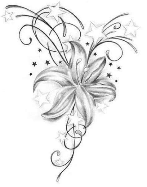 Tattoo!   Flower tattoo designs, Blossom tattoo, Lily