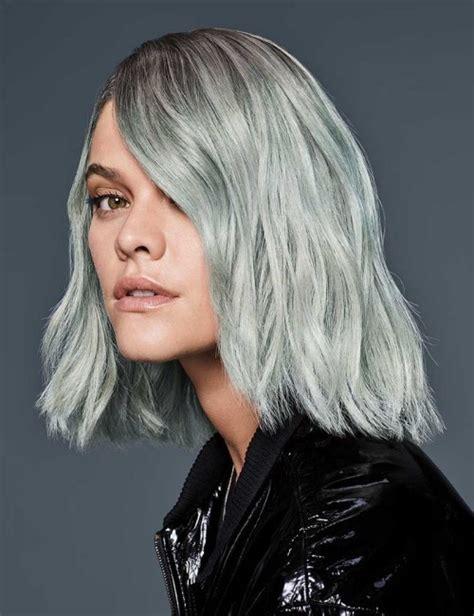 kann haare grau färben haare grau f 228 rben und stolz pr 228 sentieren der oma trend geht 2019 weiter wohnideen und dekoration