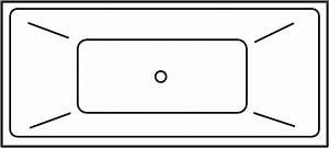 charmant dessiner un plan de maison 13 baignoire With dessiner plan de maison 9 baignoire rectangulaire