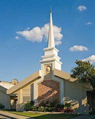 Mormon Church Chapel