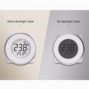 New Weekly Programmable Floor Heating Thermostat Lcd Touch