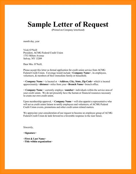 letter  request  financial assistance sample