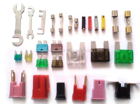Different Type Automobile Fuse