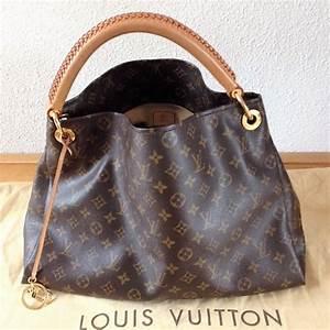Louis Vuitton Handtasche : louis vuitton artsy mm handtasche schultertasche mit ~ Watch28wear.com Haus und Dekorationen