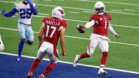 Kyler Murray, Arizona Cardinals leave mark on Dallas ...
