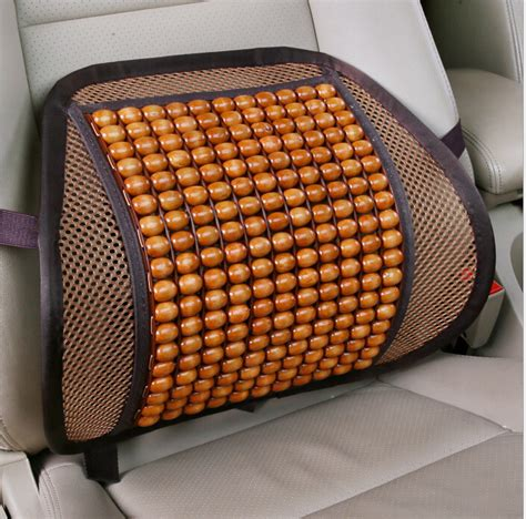 seat covers seat supports high quality luxury wooden bead