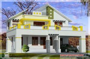 modern style home plans august 2012 kerala home design and floor plans