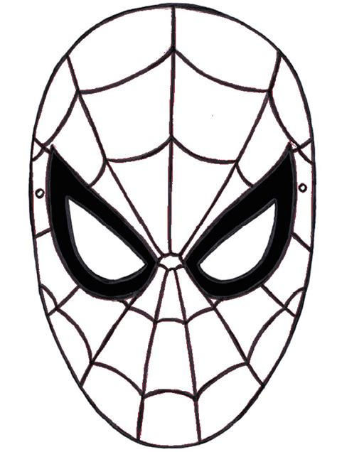 la scelta migliore spiderman disegni da colorare