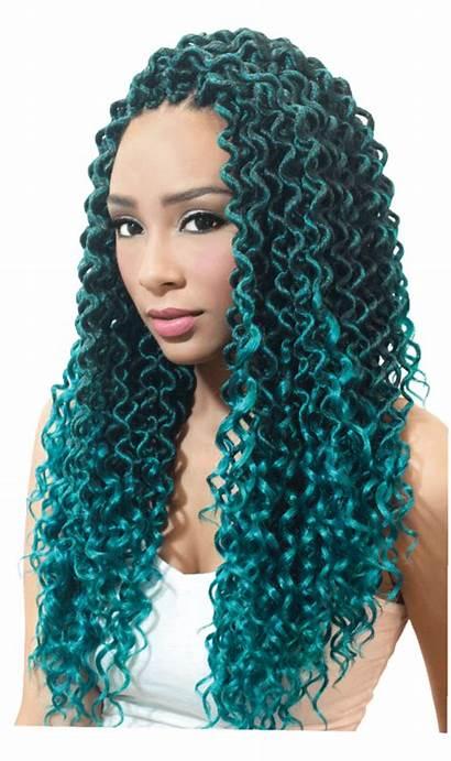 Goddess Locs Crochet Beauty Urban Curl Loop