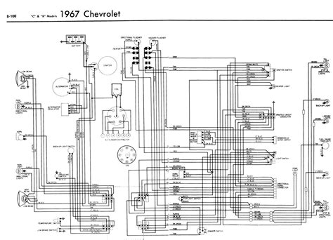 Gm Brake Switch Wiring Diagram by I Bought A 1967 Chevy C20 And It Has No Lights Or