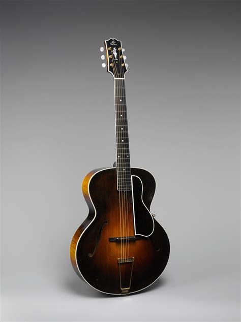 Archtop Guitar, L-5 model, 1928 | Guitar Heroes | The ...