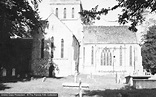 Photo of Amesbury, Priory Church c.1950 - Francis Frith
