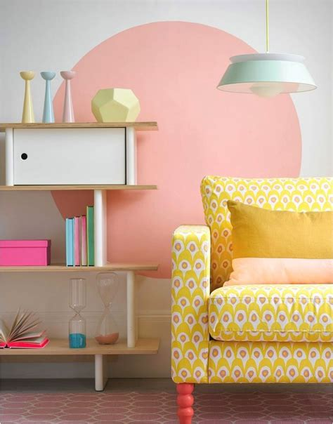 creative bedroom paint ideas ebabee likes brighten up your kids room with just a pot of paint ebabee likes