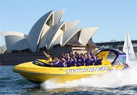Boats Sydney by Our Boats Thunder Jet Boat Sydney