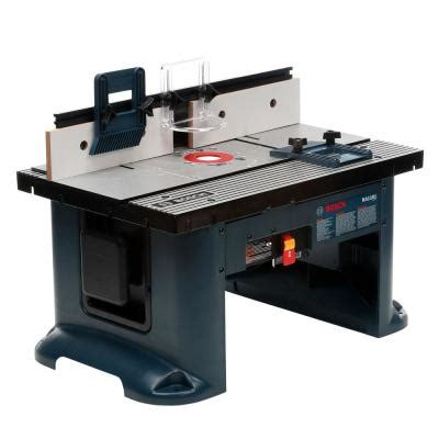 bosch  volt corded      benchtop router