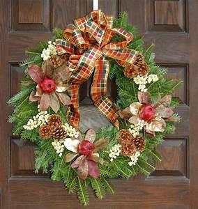 Weihnachtskranz Selber Machen : weihnachtskranz basteln 25 inspirierende ideen zum selbermachen ~ Markanthonyermac.com Haus und Dekorationen