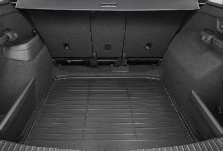 skoda kodiaq boot mat  seater  basic floor