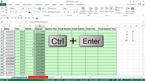 excel ceiling function in access excel magic trick 1103 formulas for quarters fiscal
