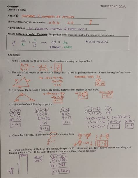 Unit 7 polygons & quadrilaterals homework 4 anwser key / jiazhen's geometry: Mrs. Garnet - Mrs. Garnet at PVPHS