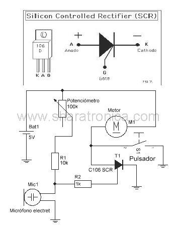 circuito activado por sonido diagrama esquem 225 tico genius ideas electronics gadgets