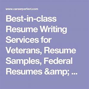 17 best ideas about resume writing services on pinterest With federal resume writing services for veterans