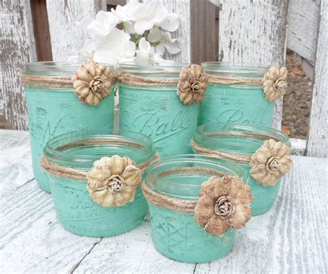 rustic shabby chic wedding decor 15 rustic mint wedding shabby chic upcycled country