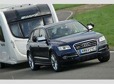 Audi SQ5 Tow Car Awards