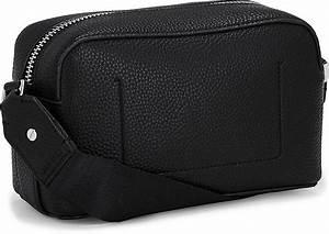 Kleine Tasche Schwarz : calvin klein tasche race crossbody in schwarz kaufen 48041301 g rtz ~ Watch28wear.com Haus und Dekorationen