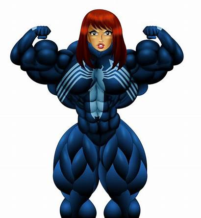Venom She Deviantart Siegfried129 Fill