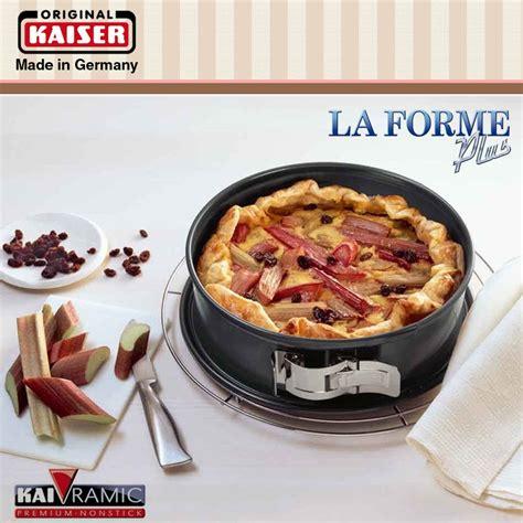 kaiser la forme kaiser la forme plus springform 28 cm culinaris