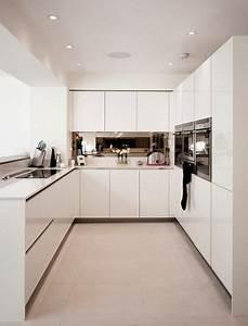 Küche Planen Tipps : k che in u form planen 50 ideen und tipps haus pinterest cocinas modernas cocinas ~ Buech-reservation.com Haus und Dekorationen