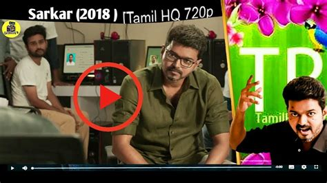 Sarkar Movie Download In Tamil Rockers Or Other