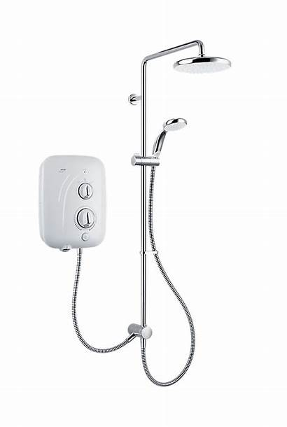 Shower Mira Dual Elite Head Rain Showers