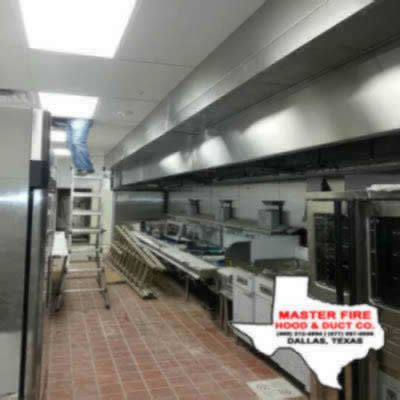 master commercial hood kitchen hood fire systems