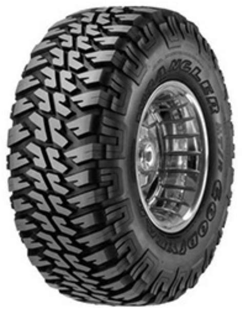 Goodyear Wrangler MT/R Passenger 4x4 Summer Tyre 235/85