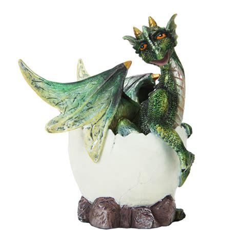 green dragon hatchling dragon figurines fairyglencom